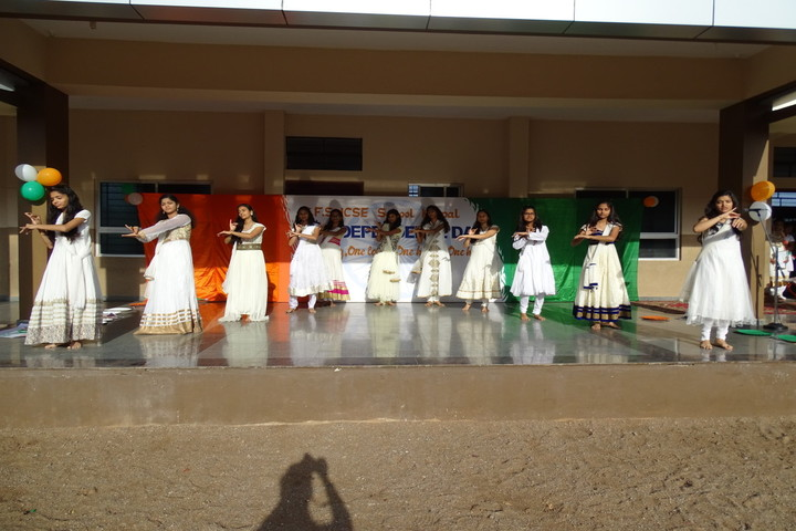 S F S Primary School-Independence Day
