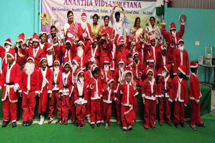 Anantha Vidyaniketana-Christmas Day