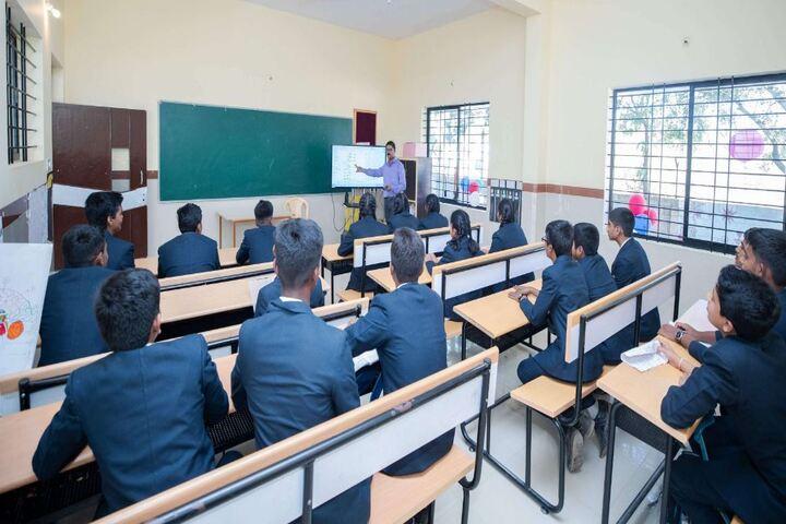Anantha Vidyaniketana-Classroom