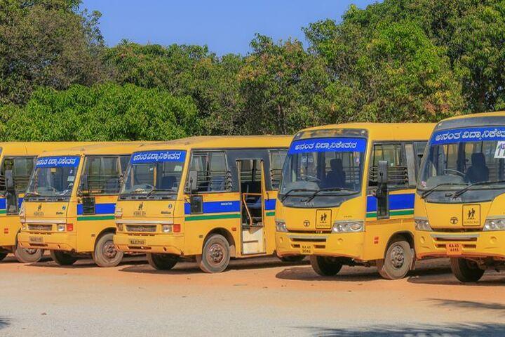 Anantha Vidyaniketana-Transport