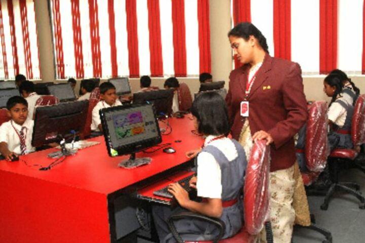 Nightingales English School-Maths Lab