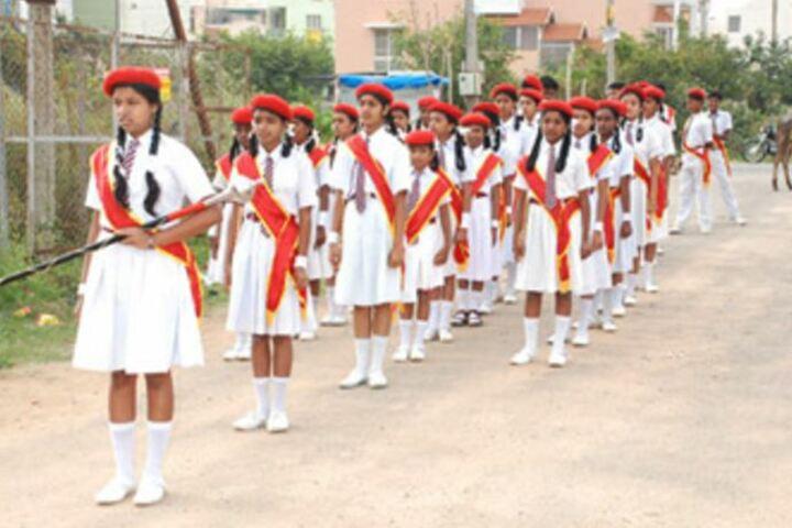 Nightingales English School-School Band