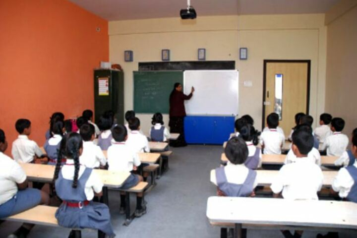 Nightingales English School-Smart Class