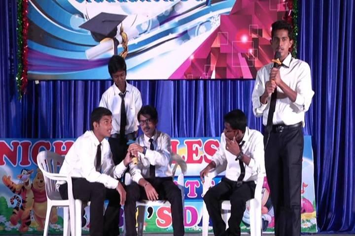 Nightingales English School Bengaluru-Drama