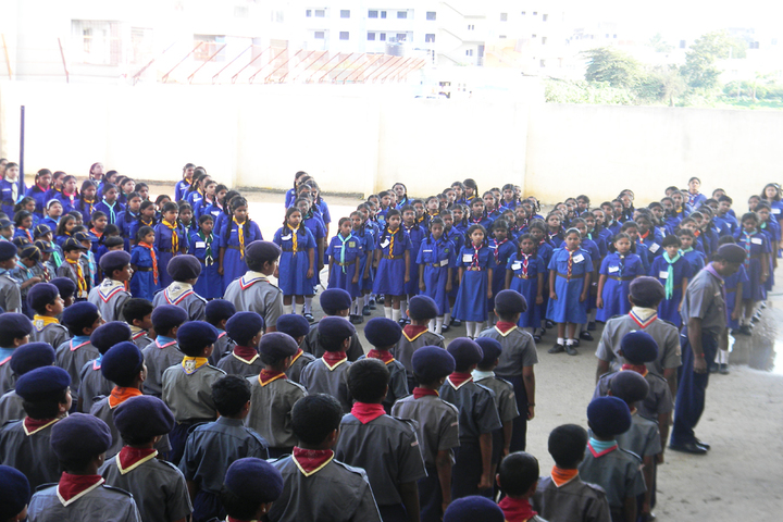 Nightingales English School Bengaluru-Scouts And Guides
