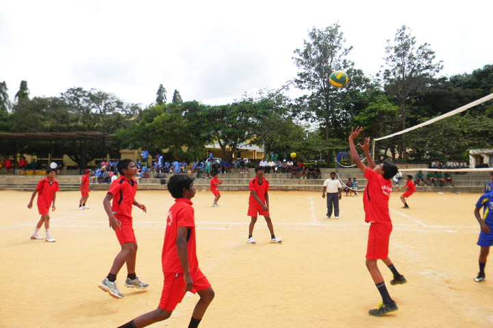 Nightingales English School Bengaluru-Sports