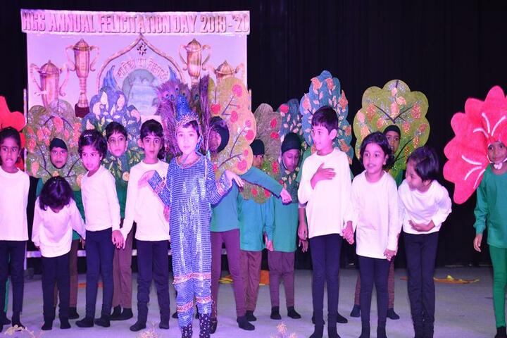H A L Gnanajyoti School-Fancy Dress