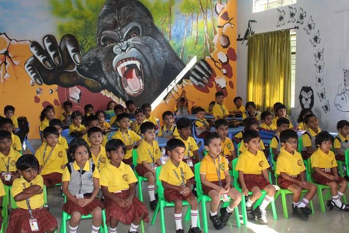 St Josephs Aksharadhama-Primary Class