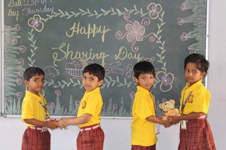 St Josephs Aksharadhama-Sharing Day Celebration
