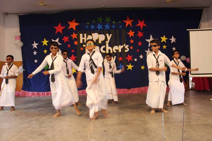 St Josephs Aksharadhama-Teachers Day Celebration