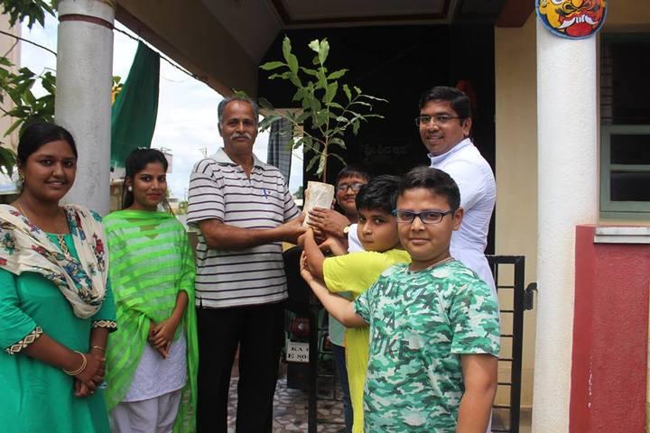 St Josephs Aksharadhama-World Environment Day