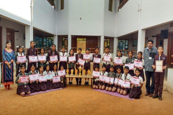 Aditya Public School-Achievement