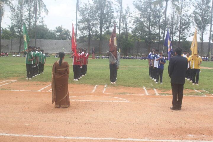 Aditya Public School-Investiture Ceremony