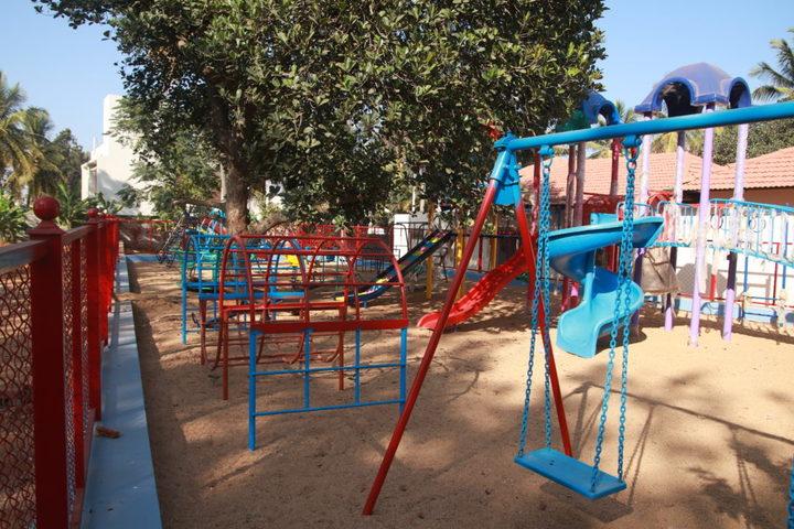 Aditya Public School Doddaballapur-Play Area