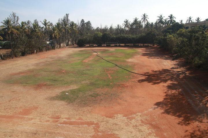 Aditya Public School Doddaballapur-Play Ground