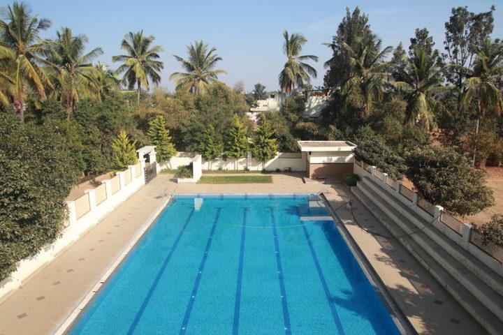 Aditya Public School Doddaballapur-Swimming Pool