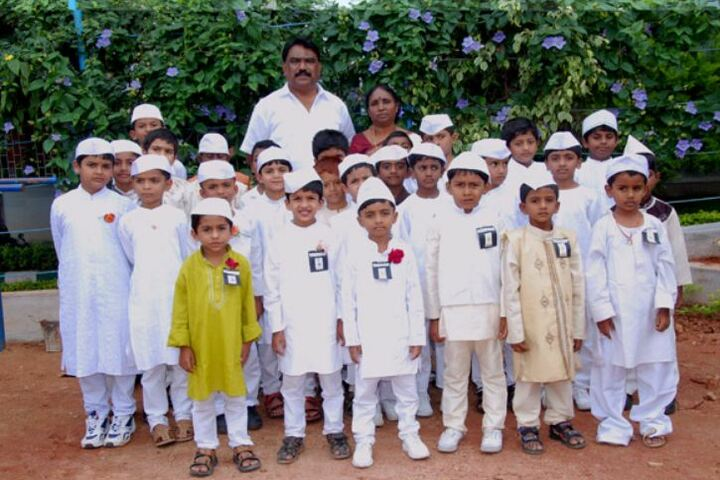 New Indus Valley Residential School-Childrens Day Celebration