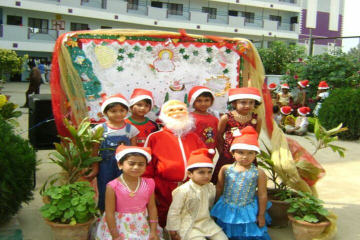 New Indus Valley Residential School-Christmas Party