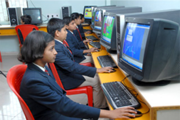 New Indus Valley Residential School-Computer Lab