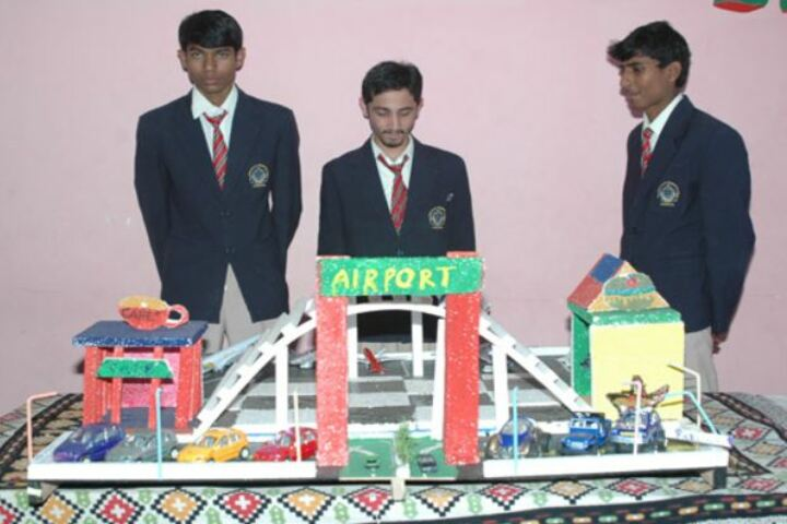 New Indus Valley Residential School-Exhibition