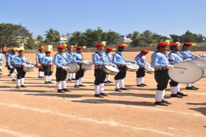 New Indus Valley Residential School-School Band
