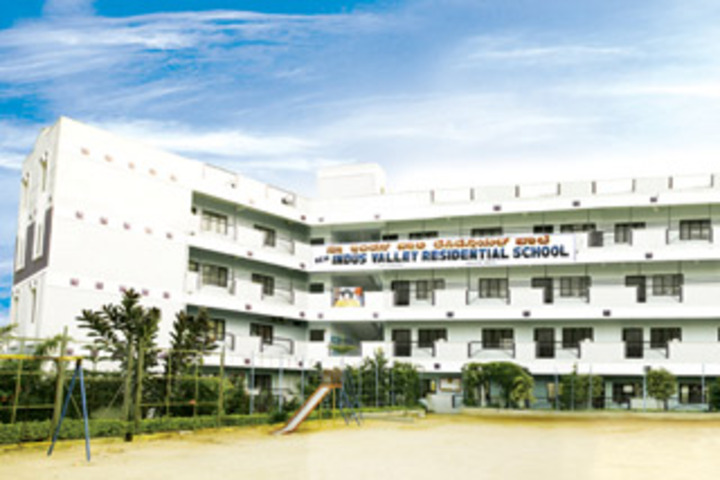 New Indus Valley Residential School-School Campus