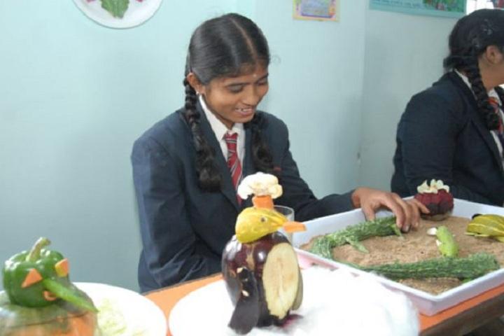 New Indus Valley Residential School-Workshop