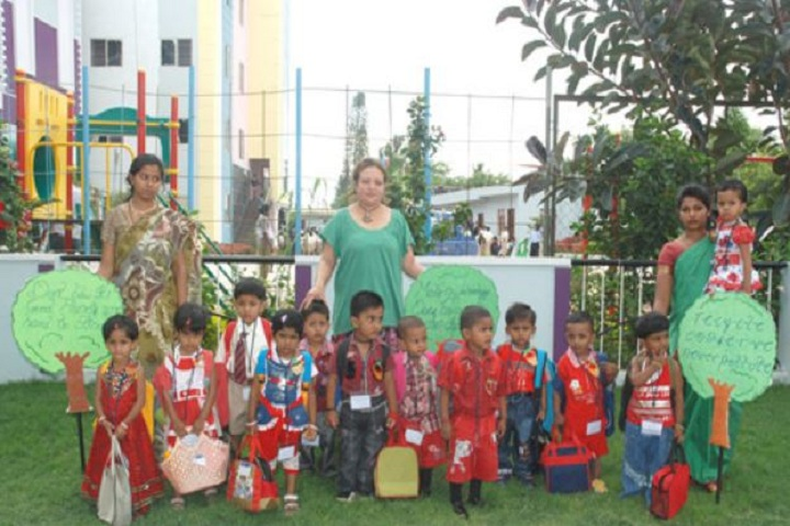 New Indus Valley Residential School-World Environment Day