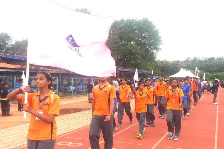 Federal Public School-Annual Sports Meet