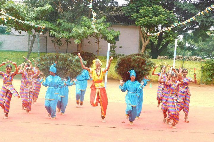 Federal Public School-Dance
