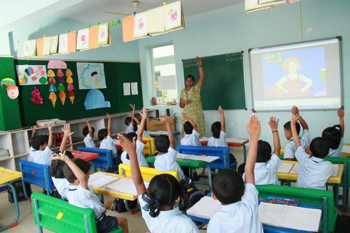 Federal Public School-Digital Class Room