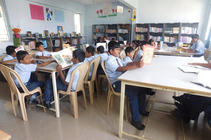 Federal Public School-Library