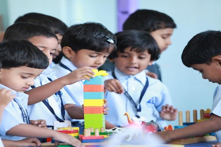 Federal Public School-Play Area