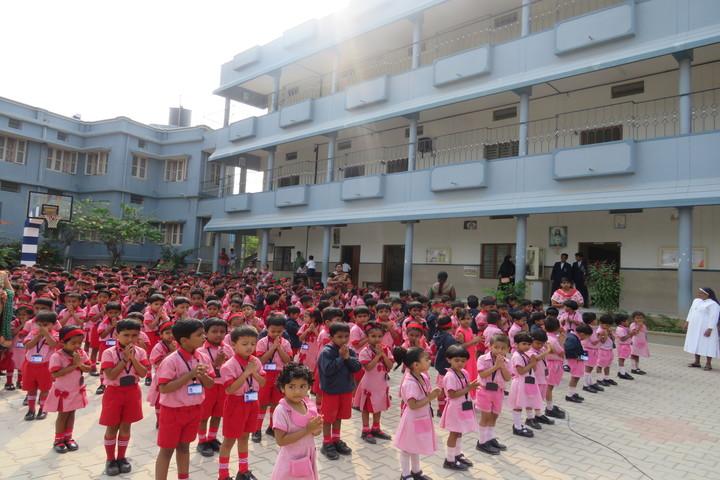 Flos Carmeli Convent School-School Assembly