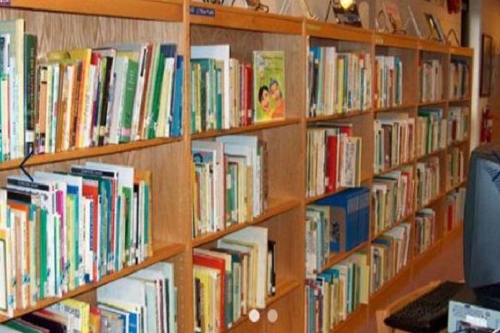 St Johns School-Library