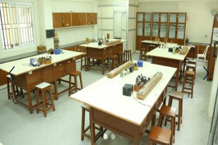 St Johns School-Physics Lab