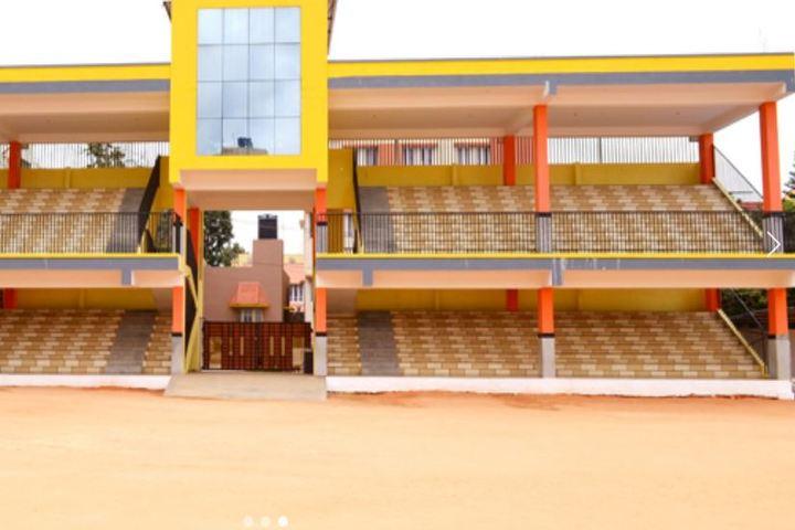 St Johns School-Play Ground