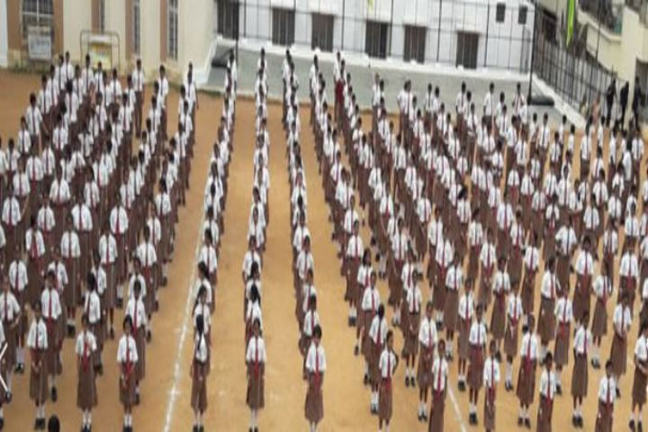 St Johns School-School Assembly