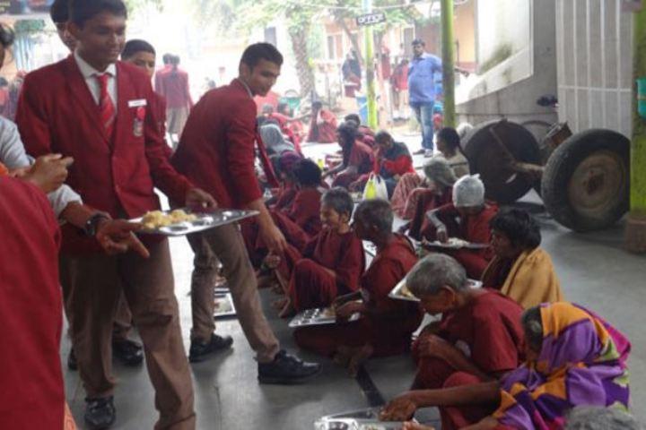 St Johns School-Service