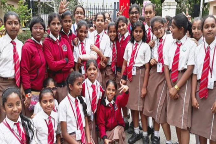 St Johns School-Students