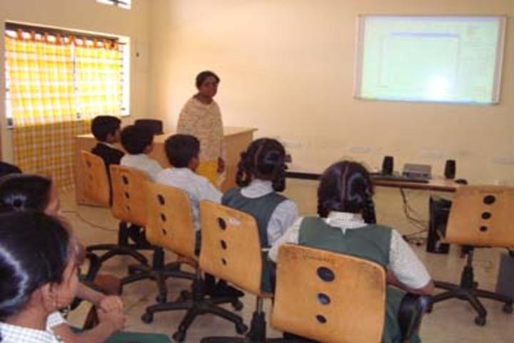 Prem Seva Vidyalaya-Digital Class Room