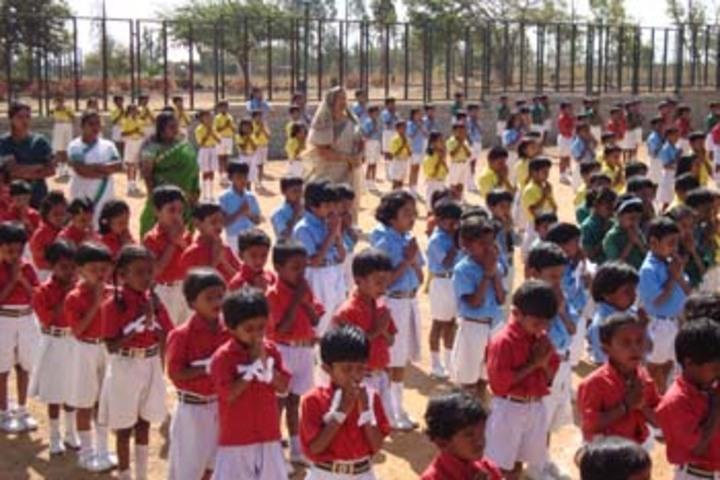 Prem Seva Vidyalaya-School Assembly