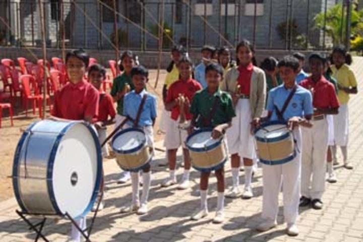 Prem Seva Vidyalaya-School Band