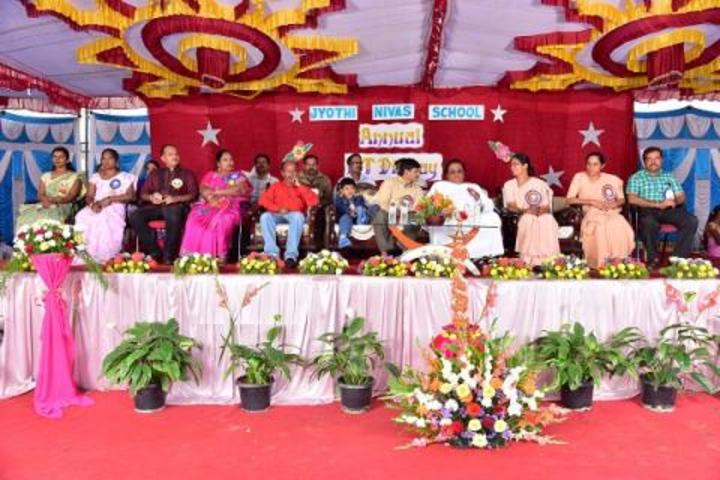 Jyothi Nivas School-Chief Guest