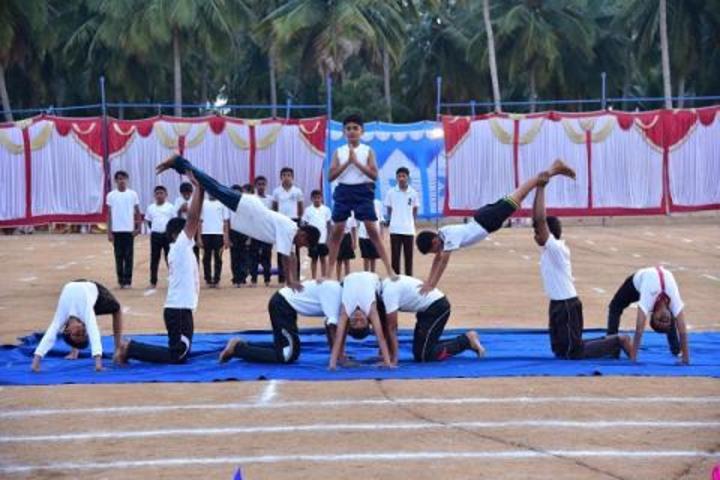 Jyothi Nivas School-Pyramid