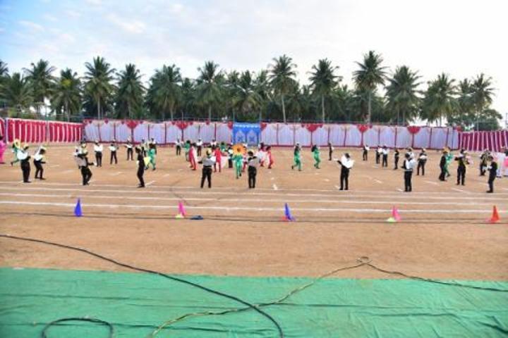 Jyothi Nivas School-Sports Day