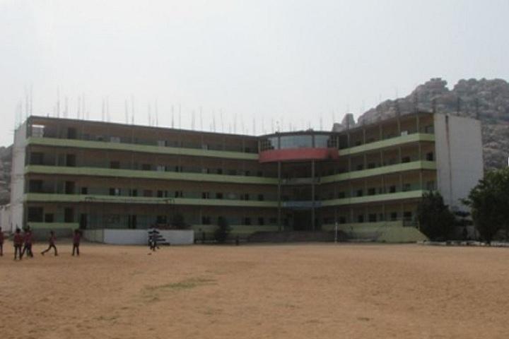 Shree Nandi Residential Public School Bellary-School Campus