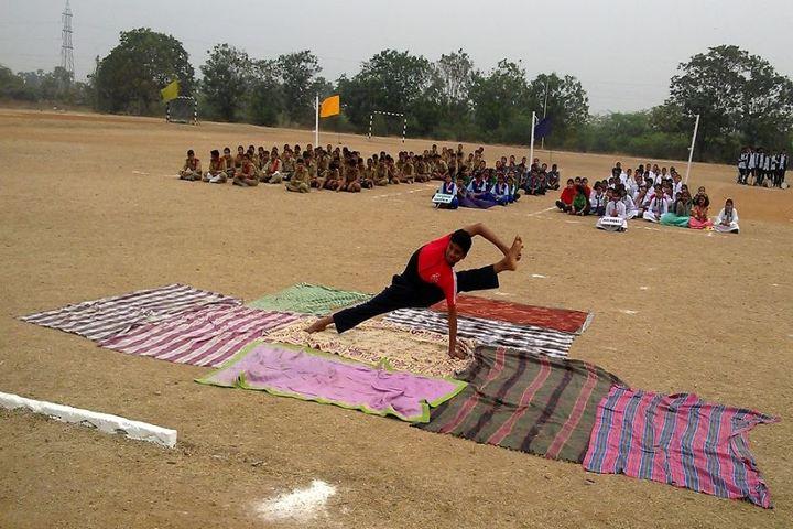 Jawahar Navodaya Vidyalaya-Play Ground