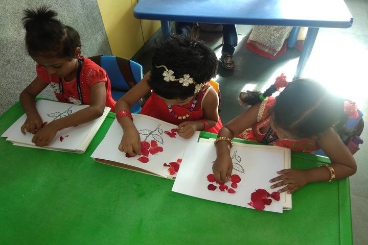 Aavishkar Academy-Activity