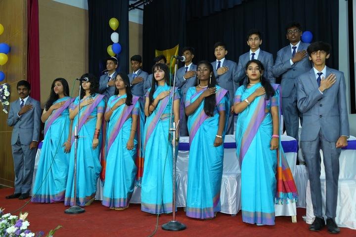 Aavishkar Academy-Graduation Day
